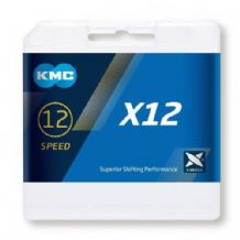 KMC X12 GOLD 12 SPEED CHAIN INC JOINING LINK
